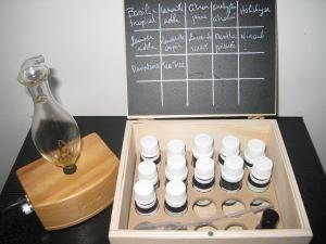 Trousse essentielle de 12 huiles